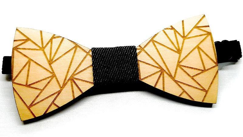"""Nœud papillon """"Triangle"""""""