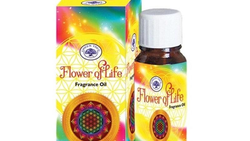 "Huile de Parfum ""Flower of Life"""