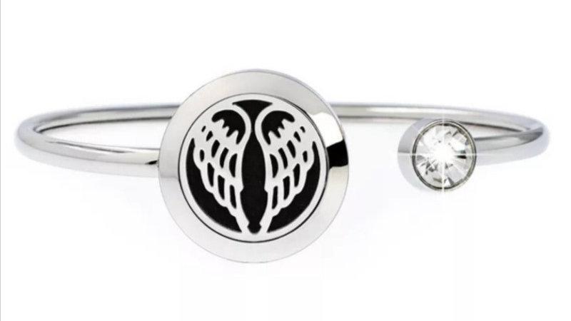"""Bracelet Parfumeur Jonc """"Angel"""" 20mm"""