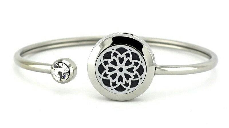 "Bracelet Parfumeur Jonc ""Galaxy"" 20mm"