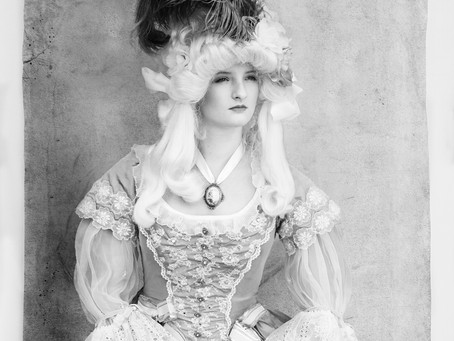 Fantasy Portrait.... where photography and art collide...