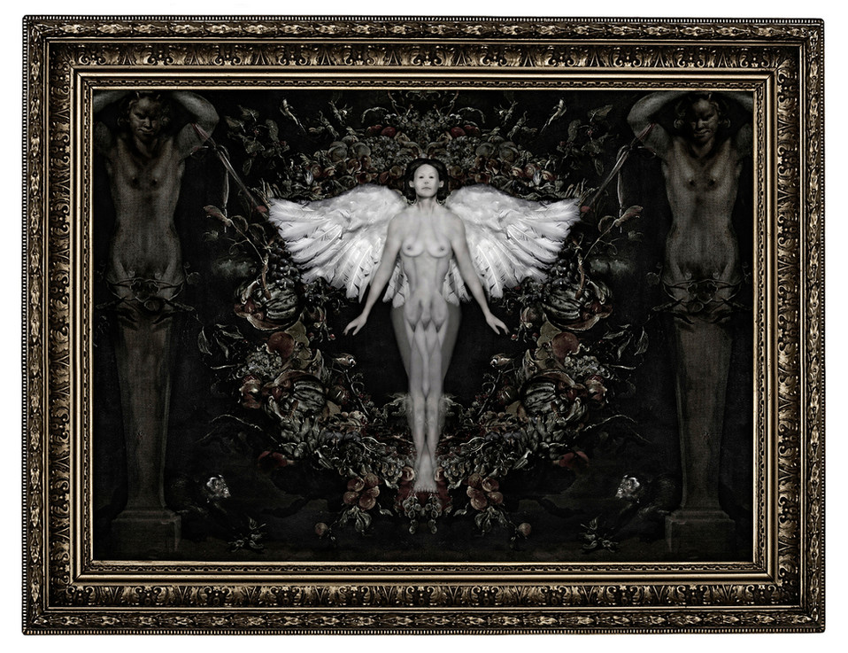 renaissance inspired nude