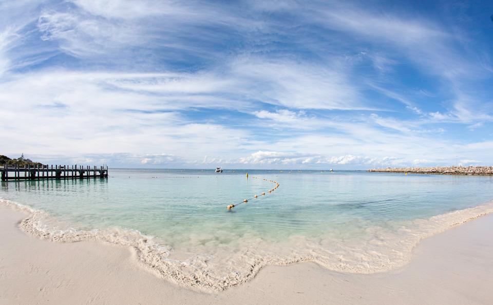 Thompsons Bay Rottnest Island