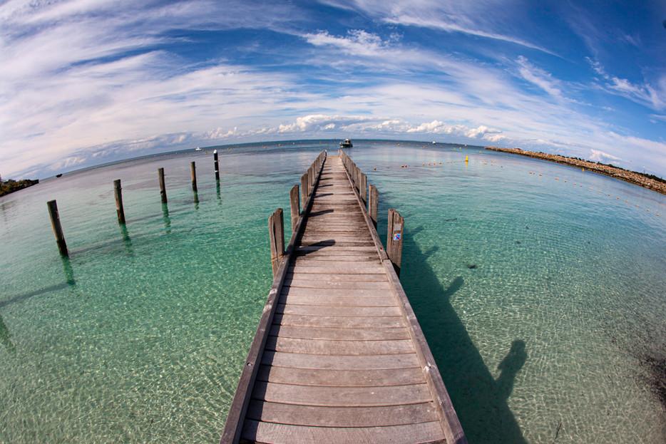 Thompsons Bay Jetty Rottnest Island