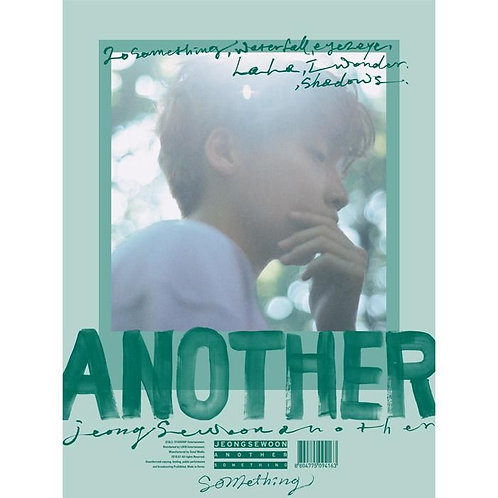 Jeong Se Woon - 2nd Mini Album Another ( B Ver )