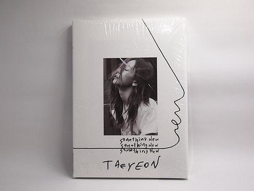 Tae Yeon - 3rd Mini Album SOMETHING NEW