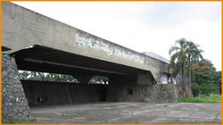 Garagem de barcos do Santa Paula Iate Club