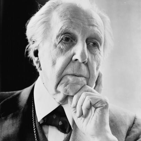 Arch Hoje: Arch Detalhando Arquitetos- Frank Lloyd Wright