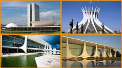 Edifícios de Brasília