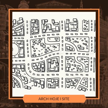 Arch Hoje: Arch Curiosidades- Mapeamento de Cidades