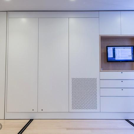Arch Hoje: Arch Soluções Criativas- 8 cômodos em 40 m2?!
