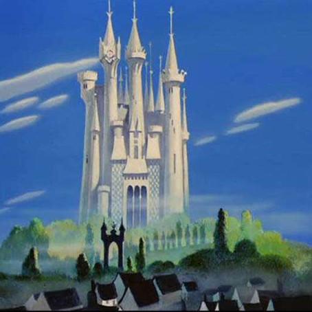 Arch Hoje: Arquitetura nos Filmes- Cinderela