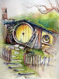 Arch Hoje: Arquitetura nos Filmes- O Hobbit