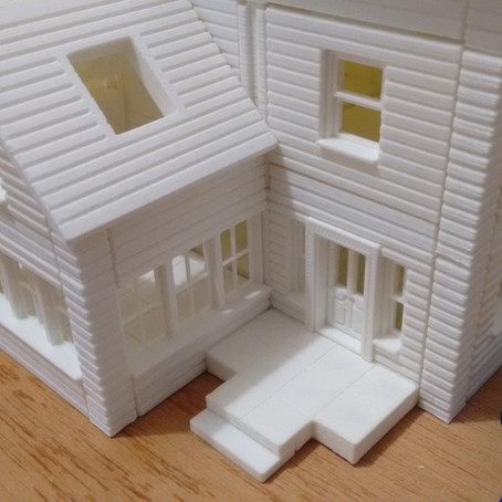 Arch Hoje: Arch Curiosidades - Impressora 3D