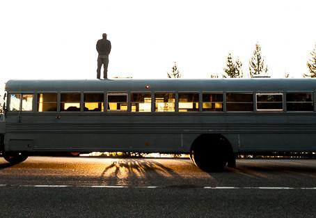 Arch Hoje: Arch Soluções Criativas- Casa no ônibus