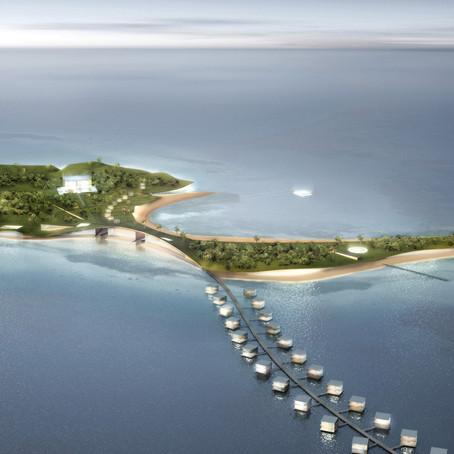 Arch Hoje: Arch Projetos- Ilha Nurai, o tapete arquitetônico