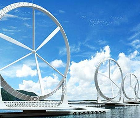 Arch Hoje: Arch Sustentável- Lentes Eólicas, melhor eficiência