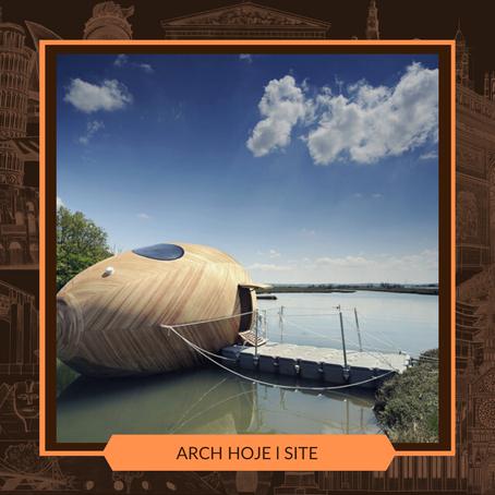 Arch Hoje: Nano Archtetura- Exbury Egg