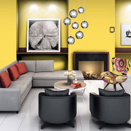 Arch Hoje: Arch Inspirações e Energia- As cores nos ambientes