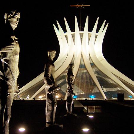 Arch Hoje: Arch Projetos-  Catedral de Brasília
