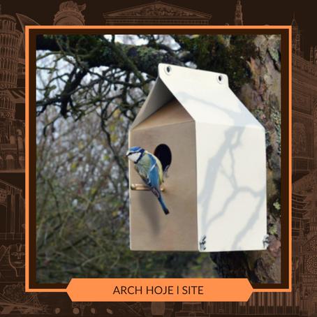 Arch Hoje: Nano Archtetura- Nestbox