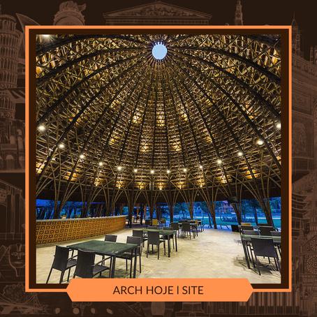 Arch Hoje: Nano Archtetura- Diamond Island Community Hall