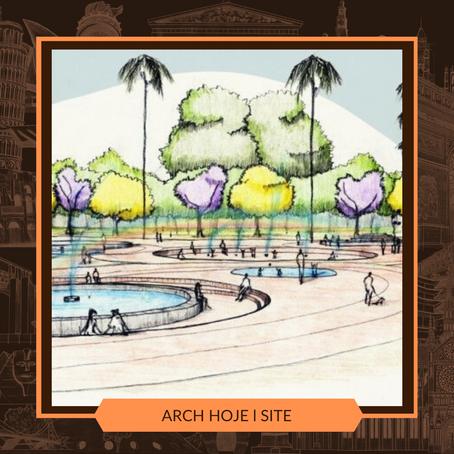 Arch Hoje: Arch Curiosidades- As praças