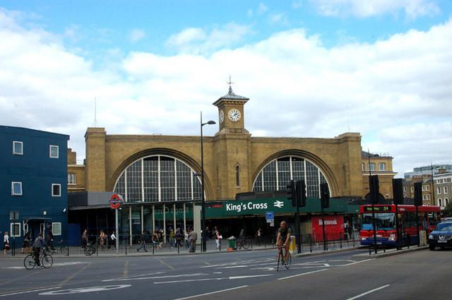 Estação Kings Cross Hoje