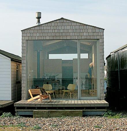 Arch Hoje: Nano Archtetura - Beach House