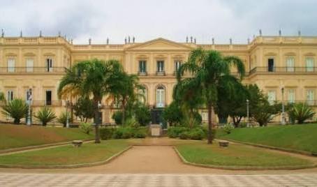 Arch Hoje: Arch Especial- A história em cinzas- Museu Nacional do Rio de Janeiro
