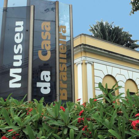 Arch Hoje: Arch Dicas- Museu da Casa Brasileira