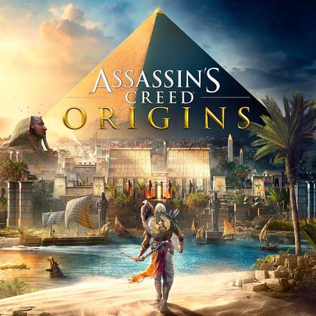 Arch Hoje: Arch Games- Assassins Creed Origins
