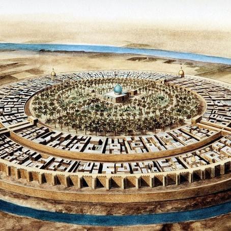 Arch Hoje: Arch Curiosidades- Cidade redonda de Bagdá