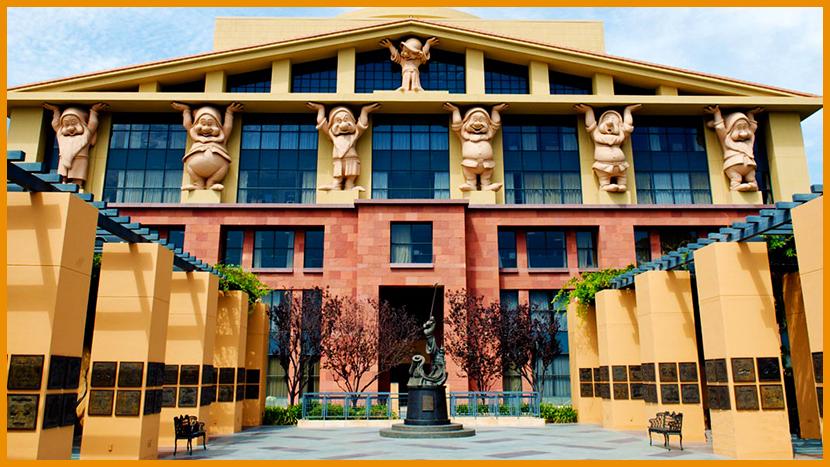 Team Disney Building