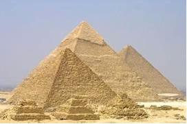 Arch Hoje: Arch Curiosidades- As Pirâmides do Egito