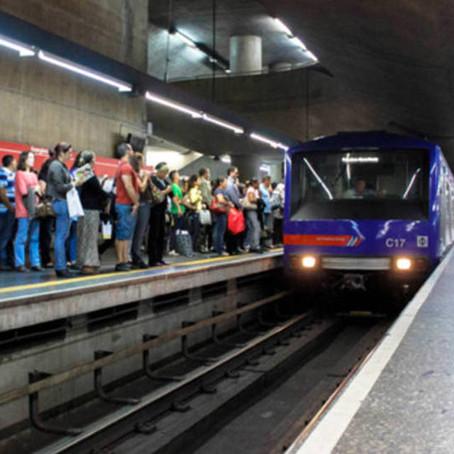 Arch Hoje: Arch Dicas- Ferroviário na mobilidade urbana no Brasil