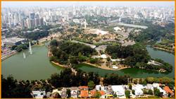 Paisagismo do Parque do Ibirapuera