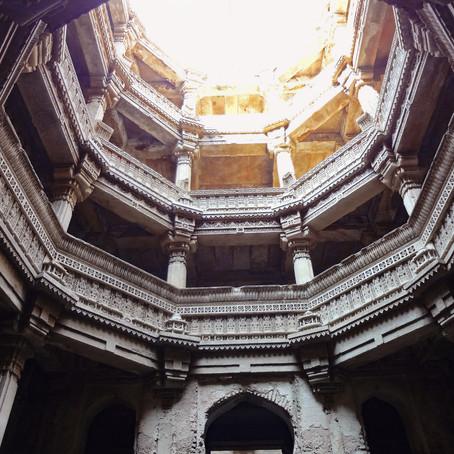 Arch Hoje: Arch Curiosidades- Escadarias Subterrâneas da Índia