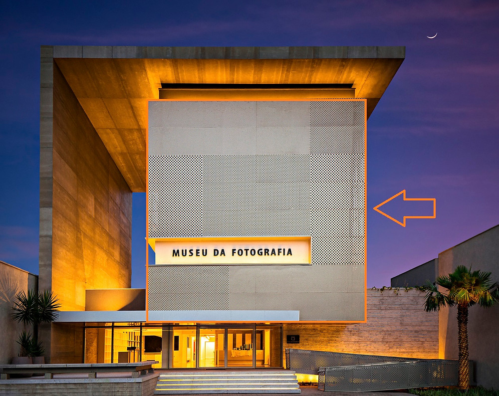 Fotografias Celso Oliveira, Igor Ribeiro, Explicação Arch Search