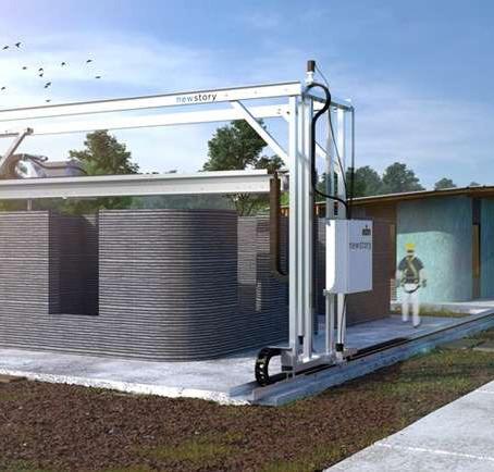 Arch Hoje: Arch Curiosidades- Impressora 3D vai salvar a habitação?