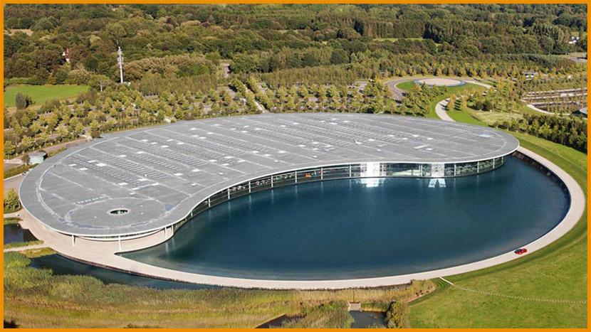 Centro de Desenvolvimento McLaren