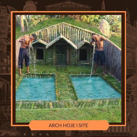 Arch Hoje: Arch Sustentável - Uma casa, do nada!!!