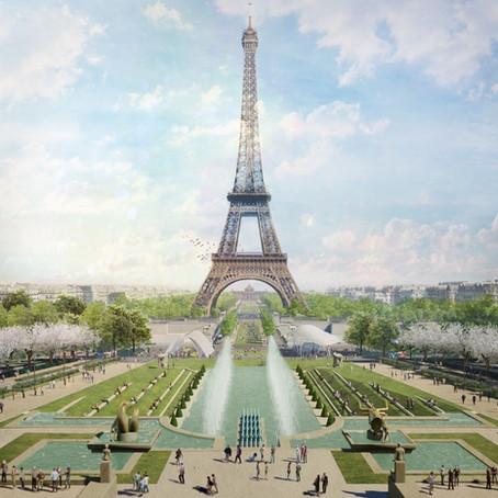 Arch Hoje: Arch Projetos- Entorno Torre Eiffel