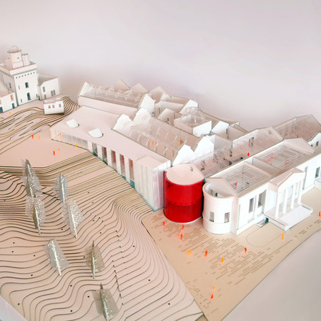 Arch Hoje: Arch Projetos- Reforma e Ampliação do Museu de Paisley