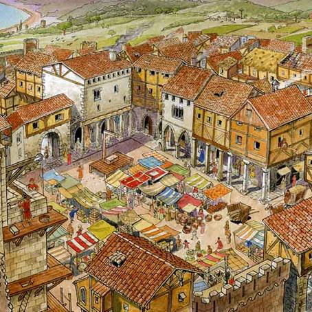 Arch Hoje: Arch Curiosidades- Urbanização Idade Média