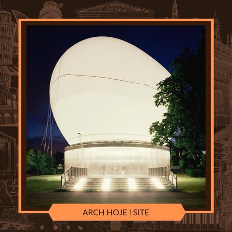 Arch Hoje: Nano Archtetura- Serpentine Pavillion