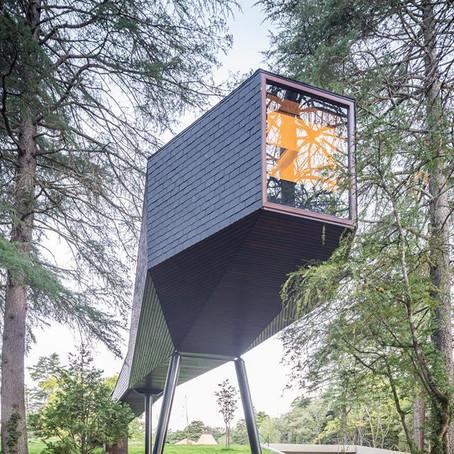 Arch Hoje: Nano Archtetura - Tree Snake Houses