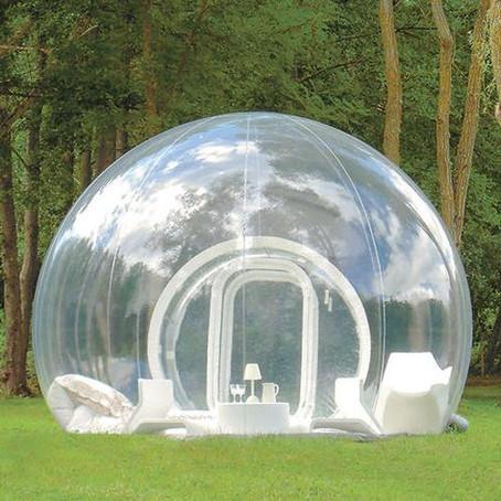 Arch Hoje: Nano Archtetura- Cristal Bubble
