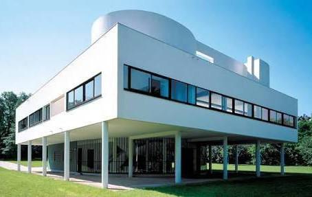 Arch Hoje: Arch Projetos- Os 5 pontos da Villa Savoye