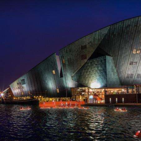 Arch Hoje: Arch Curiosidades- Ponte de barcos autônomos